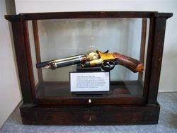 Mark III Gooding Industries Steam Pistol