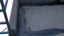 Existing Tar To Be Removed