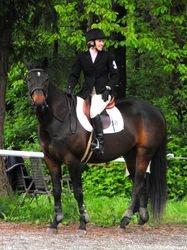 Rider 58 --- 'Dayton'