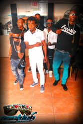 Me and my crew Hype lyfe family