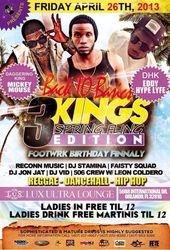 3 KINGS EDITION