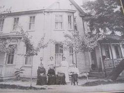 Zeigler Hotel c1900