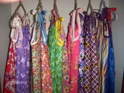 A few dress'