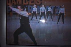 David, singer, dancer and choreographer on Hullabaloo