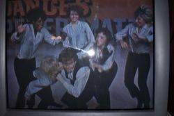 David and his dancers