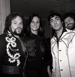 David Winers, Linda Lovelace, Keith Moon, Micky Dolenz