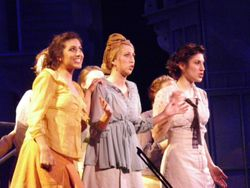 Jessica Performing in Elixir of Love at the University of Iowa