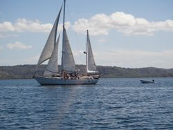 Seadooing in the Gulf Of Papagayo-3
