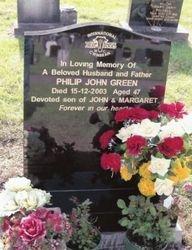 Phil's Headstone