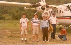 Airstrip ko Bakelalan