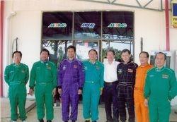 Go Kart drive at MORAC-Subang