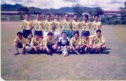 KUK football team ko Belaga.