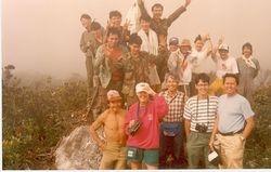 Ko' puncak Gunung Murud