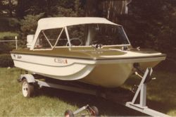 1. 1970 Thunderhawk 1400