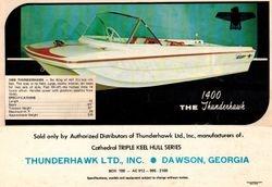 8. 1970 Thunderhawk 1400