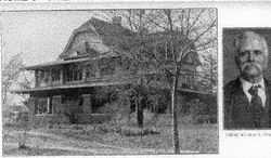 Wilson N. Jones House at Sherman, Texas
