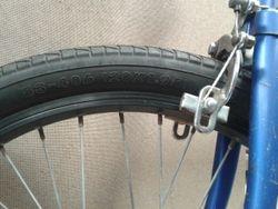 BMX Tyre 20 x 1.95