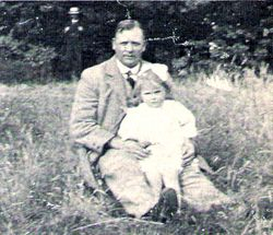 George ( Abner ) Harris, May 1923.