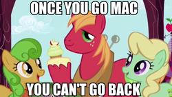 Joke Big Macintosh