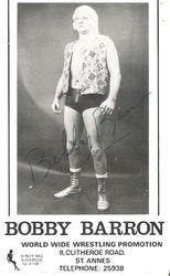 BOBBY BARRON