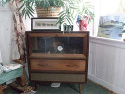 1950's Vintage Cabinet SOLD.