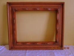 Vintage looking frame