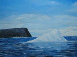 "Newfoundland Iceberg ""BlackHead"""