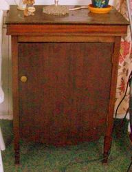 Vintage Cabinet or Side table SOLD