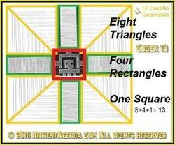 Codex 13 Sacred Geometria