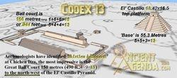 Chichen Itza Speaks Codex 13