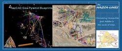 NazCAD Giza-Pyramid Blueprints