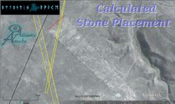 NazCAD Stone Placement