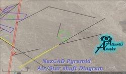 NazCAD Air/Star shaft Diagram