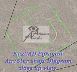 NazCAD Air/Starshaft close up view