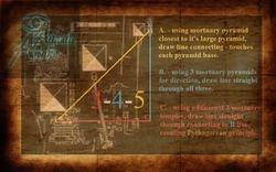 Giza Pythagorean Triple