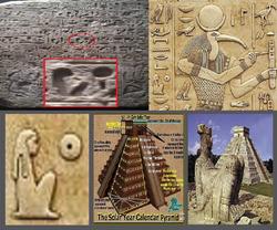 Egyptian/Mayan Sun Watcher's