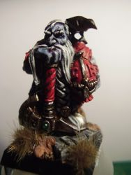 Dwarf Vampire 28mm