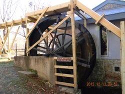 Mill at Crockett Museum
