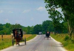 Amish Travel