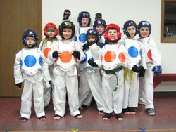 Youth Sparring Team 2012