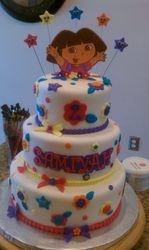 Anici's Dora Cake