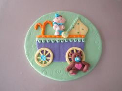 Anicia    Baby carriage