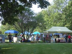 Crafts and Flea Market