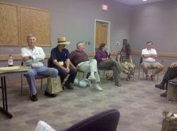 Presentors Round Table