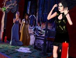 Gothique : Drea Hardy ''Rage''