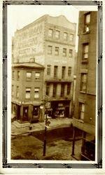 1928 Centro Vasco Americano building NY