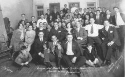 1929 CVA dance