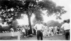 1940s NY picnic