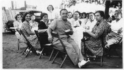1941 NY  Basque picnic