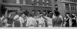 1948 NY parade dancers
